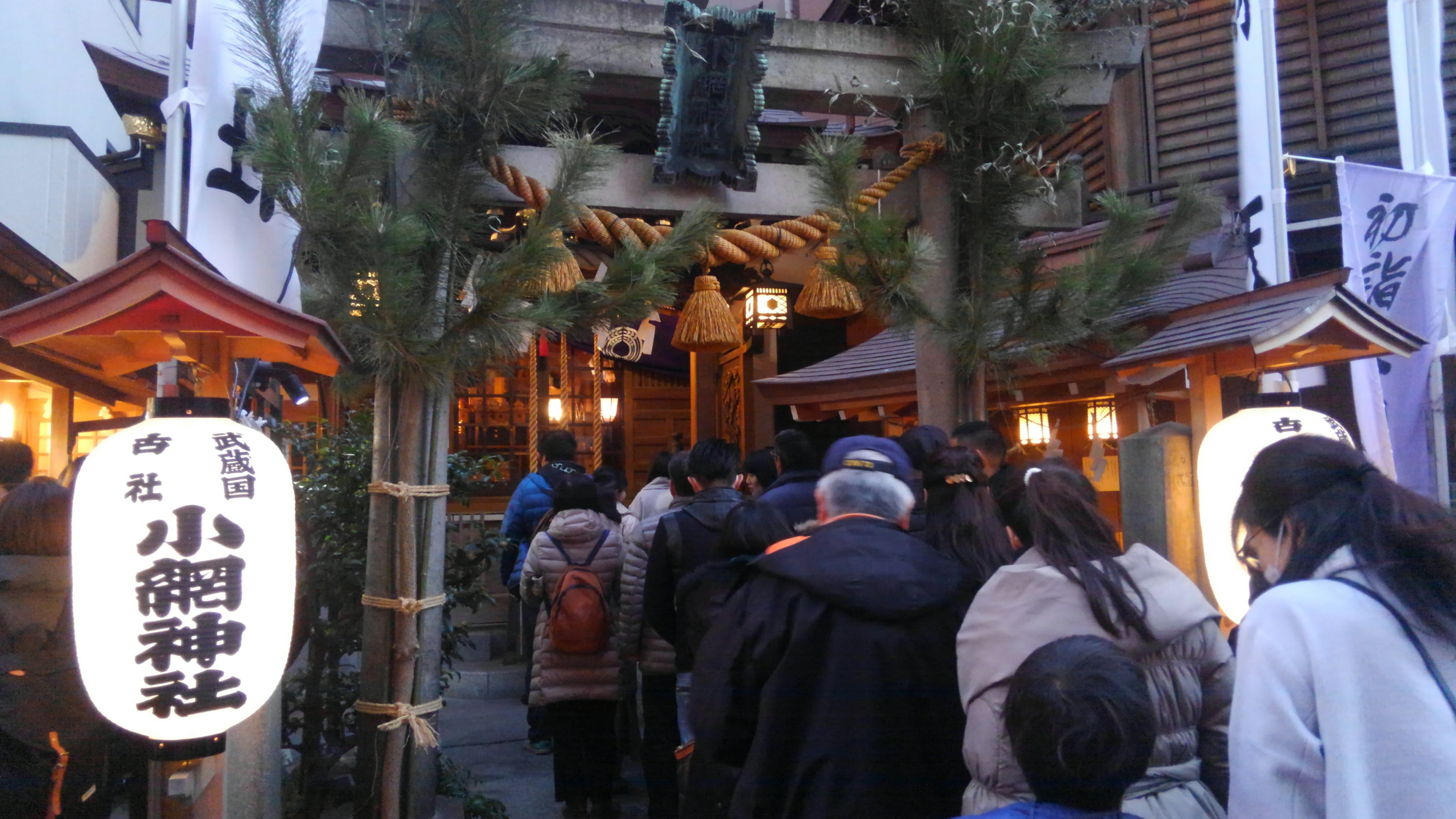東京屈指の金運スポット「小網神社」(東京都 日本橋)